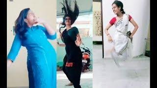 கல்லூரி பெண்களின் அணல் பறக்கும் டான்ஸ் | College girls sparkling dance Musically