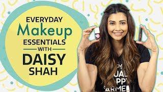 Daisy Shah: What's in my makeup bag | Bollywood | Pinkvilla | Fashion