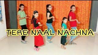Tere Naal Nachna | Girls Dance | Nawabzaade | Summer Camp | Faizal Chudesara | Famous Dance Academy