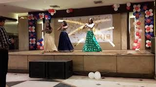College Girls Dance Performance - 2018