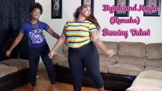 Girls Dancing to Drake, Migos, Ella Mai and Rod Wave! Remake with Nyiah and Kayla!