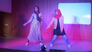 PG DEPT. OF ENGLISH | D3 GIRLS DANCE | CATHOLICATE COLLEGE