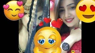 Romantic tiktok musically very hot video cute girls  tiktok musically compilation video????❤????