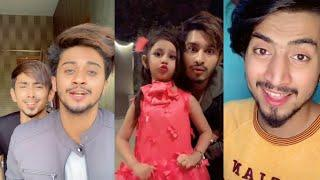 Team 07 Tik Tok Videos With Cute Girl In Delhi Mr. Faisu,  Hasnain Adnaan Latest Tik Tok Videos
