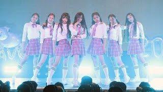 190112 페이브걸즈(FAVE GIRLS) - Dance The Night Away (TWICE Cover) [Pre-Show WE?] 4K 직캠 by 비몽