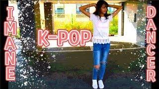 مغربية رقصت كيبوب في كوريا????بلاك بينك/Moroccan Girl Dancing kpop in korea/Black Pink