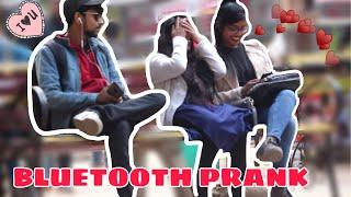 Bluetooth Prank - Proposing Cute Girls | Pranks in India