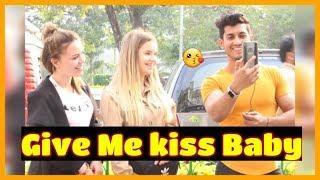 Video Calling with Cute girls - Ft. vishal goswami baba    Sam Khan