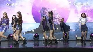[MIRRORED] OH MY GIRL (오마이걸) - 'Remember Me (불꽃놀이)' Showcase Stage Dance ver.