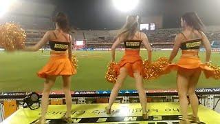 Hot Cheer Girls Dance IPL