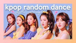 KPOP RANDOM DANCE: 2018 girl groups