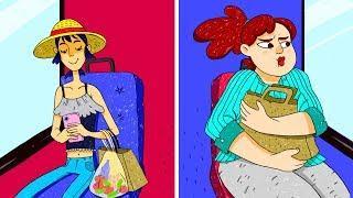 CURVY VS. SKINNY GIRLS