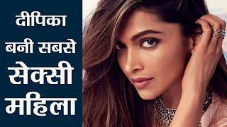 Deepika Padukone tops the list of 50 Sexiest Asian Women| FilmiBeat