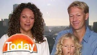 Woman tracks down sperm donor, falls in love | TODAY Show Australia