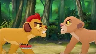 Woman in Love lion guard