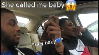 Telling my bestfriend I'm in love with his girl | Called her to confirm it...