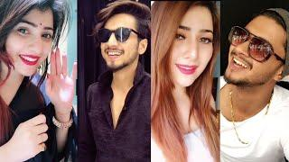 Best Duets Of Mr.Faisu & Hasnain Khan With Cute Girls????????.