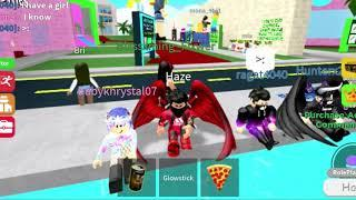 Roblox Hanging Out With Friends (Boys And Girls Dance Club)