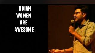 Stand up comedy | Indian women are awesome | Vikas Yatnalli | Infinity 2117