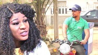 THE RICH WOMAN FALLS IN LOVE WITH A POOR DELIVERY BOY - latest nigerian movies 2018 african movies