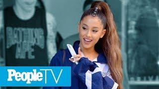 Ariana Grande's 'Thank U, Next' Video Inspired By Mean Girls & More Rom-Coms | PeopleTV