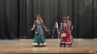 Diwali Night#Girls Dance Performance Southall London