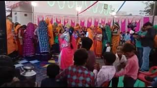 मीना लडकी डांस //MEENA girls dance