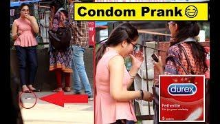 Condom Prank On Girls | Pranks In India 2018
