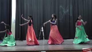 Diwali Night#4| Girls Dance Performance Southall London|