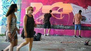 GIRLS love Graffiti Writers