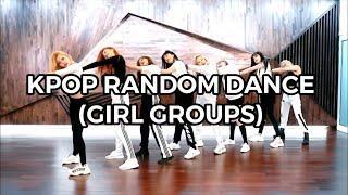 KPOP RANDOM DANCE (GIRL GROUPS + MIRRORED)