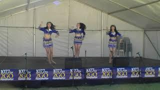 Chinese Alishan Girls Dance - Central Coast Regal Chinese Dance Group