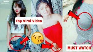Musically tik tok top viral videos cute girls best double meaning video