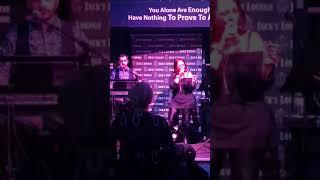 Woman in love. Live night at Jack's Lounge. Accompanied by the amazing Dimitris Kiklis