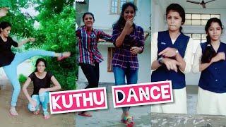 Kuthu Dance Performance // School Girls Dance Collection // Selladubs
