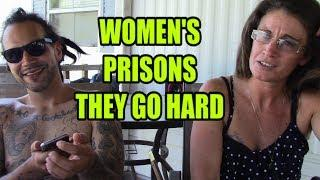 what to EXPECT in WOMEN'S PRISONS