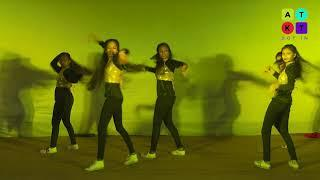 Bollywood Dance Showcase by All Girls Dance Crew from ADK College | Umang 2018
