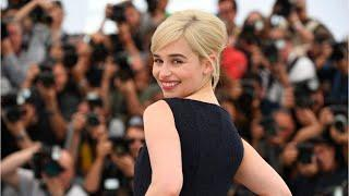 "Emilia Clarke Doesn't Want To Hear The Term ""Strong Women"""