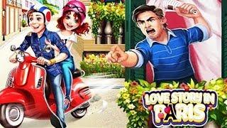 ????Love Story in Paris - My French Boyfriend - TabTale - Games for Girls - App Games for Android, I