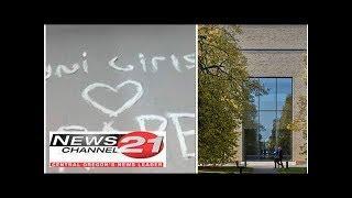 'Uni girls love rape' Horror message discovered in Nottingham University bathroom