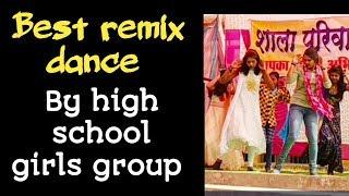 School Dance || School Dance 2019 || School Dance Performance || School Girls Dance ||
