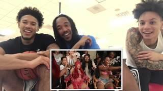 ????????  City Girls - Twerk ft. Cardi B (Official Music Video) REACTION