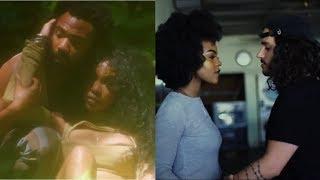Black Love vs IR Love Representation - Promotional Pandering to Black Women vs Strategic Marketing