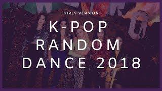 K-POP RANDOM DANCE 2018 - GIRL GROUP VER (MIRRORED)