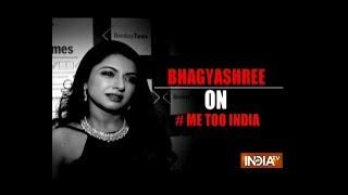 Bhagyashree supports #MeToo Movement, says it is helping women
