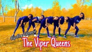 Hip Hop Dance || The Viper Queens || Girls power