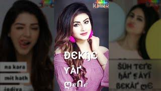 Girls attitude status video | Full screen | Girls attitude whatsapp status | Attitude status video