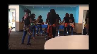 ABQ GIRLS DANCE (ALINE) LIVE IN D.I.S TV